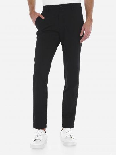 Pantalon Casual Straight Fit