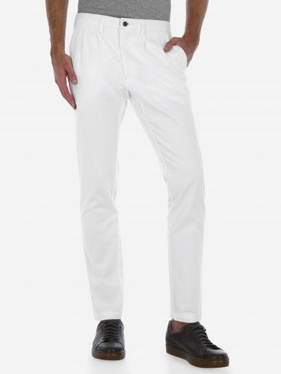 Pantalon Casual Straight Fit