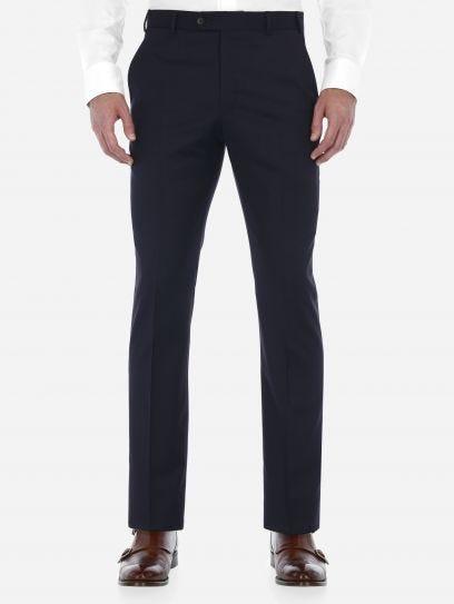Pantalon de Vestir Basico Lana Super 120s