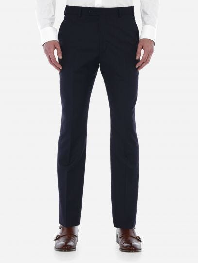 Pantalon de Vestir Slim Fit