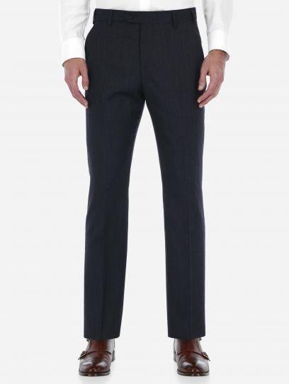 Pantalon de Vestir Fil a Fil