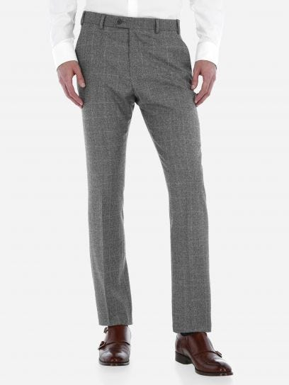 Pantalon de Vestir a Cuadros