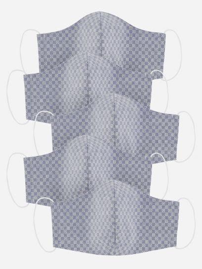 Set CubreBocas 5 Piezas